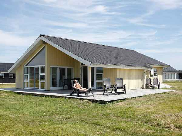 Holiday home in Krogen