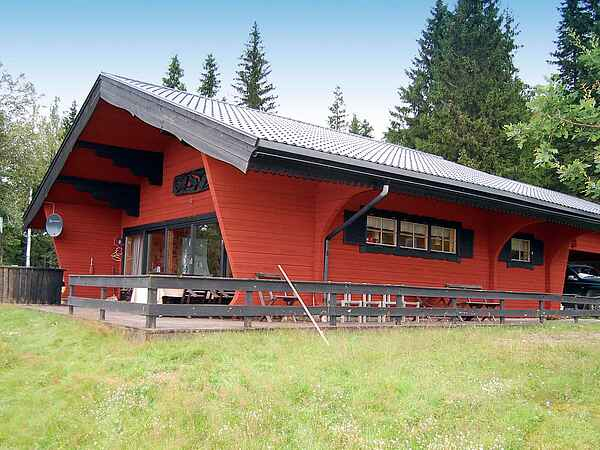 Holiday home in Gunnarskog
