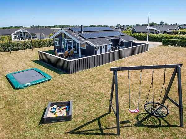 Maison de vacances en Flovt Strand