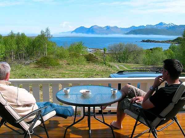 Ferienhaus auf Lofoten