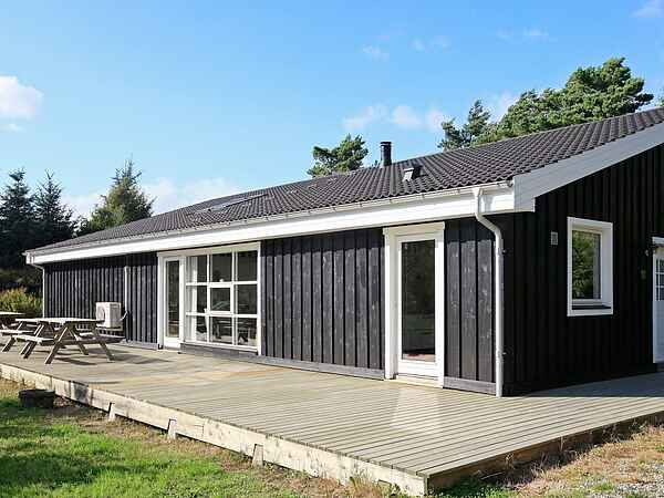 Holiday home in Melholt