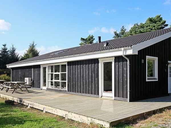 Sommerhus i Melholt