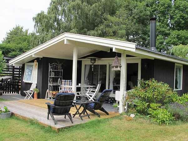 Sommerhus ved Stavreby Strand