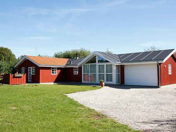 Holiday home in Kollerup Klit
