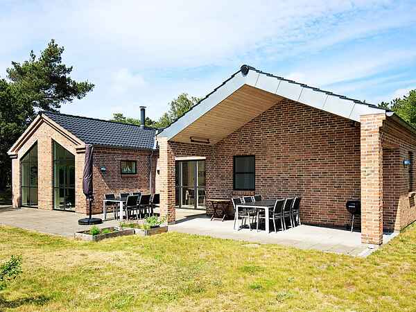 Holiday home in Tengslemark Lyng Strand