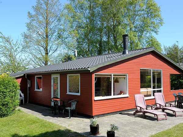 Sommerhus ved Kegnæs Strand