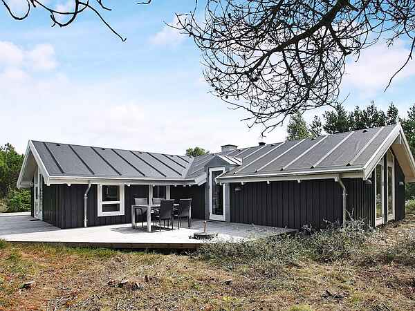 Holiday home in Ålbæk Strand