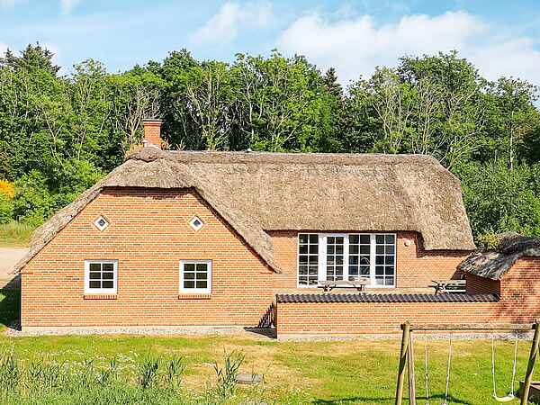 Casa de vacaciones en Vester Husby