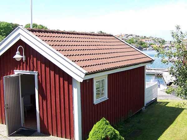 Ferienhaus in Tjörn S