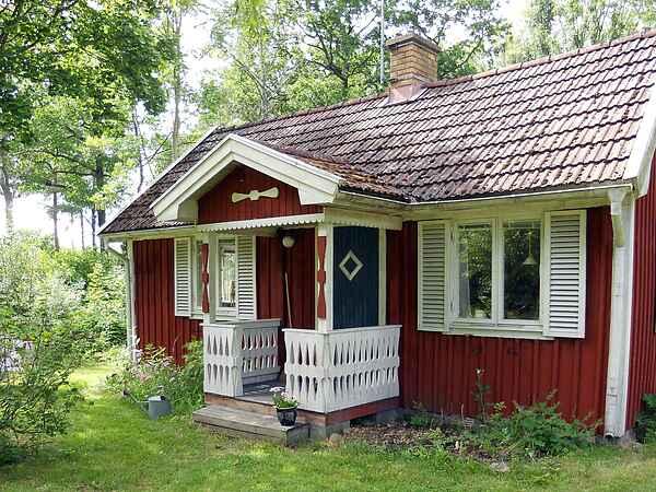 Ferienhaus in Torsås N