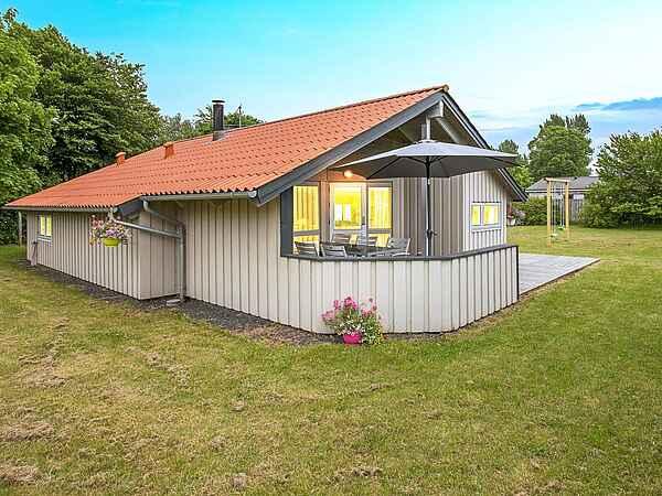 Vakantiehuis in Reersø Strand