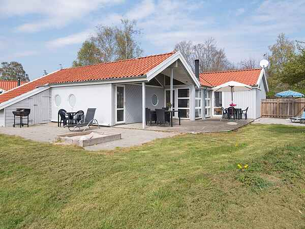 Holiday home in Handrup Bakker