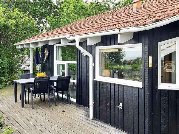 Sommerhus ved Sæby Strand