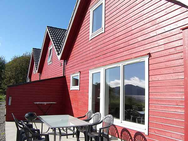 Holiday home in Sørbøvågen