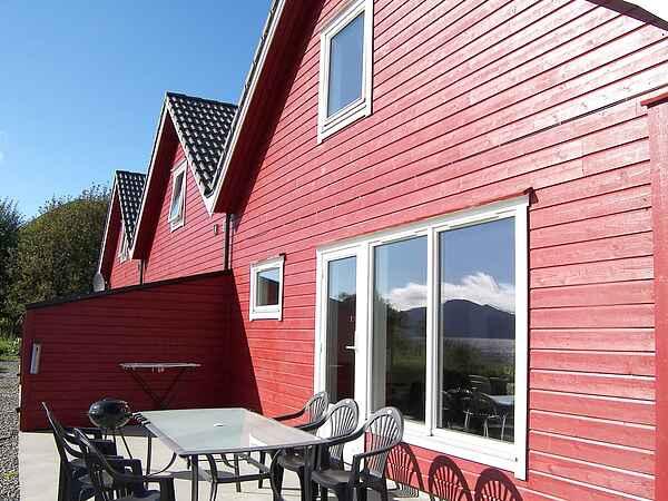 Sommerhus i Sørbøvågen