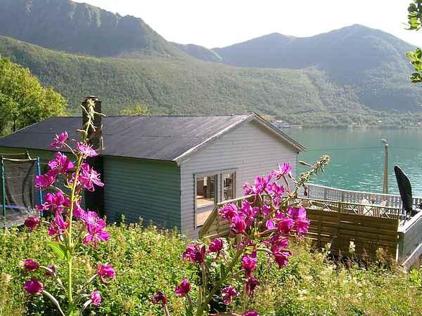 Vakantiehuis in Sifjord