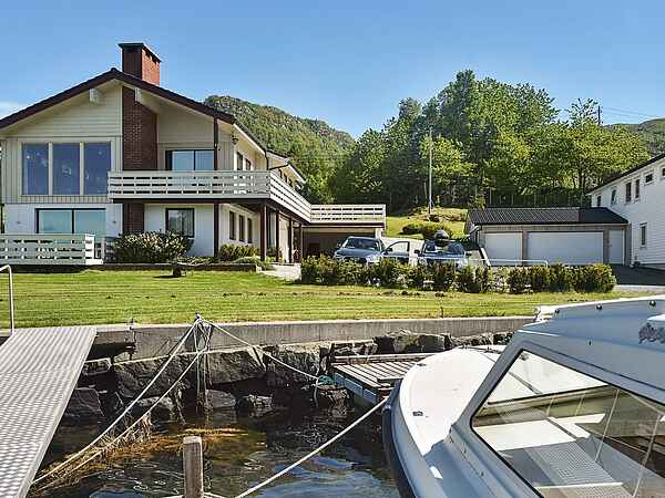 Holiday home in Tysnes Municipality