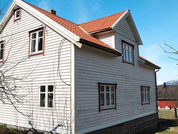 Sommerhus i Fresvik