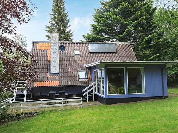 Sommerhus ved Sallingsund Strand
