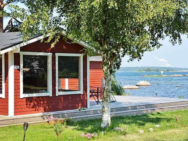 Holiday home in Sölvesborg S