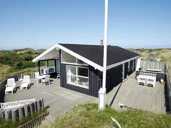 Sommerhus ved Blokhus Strand