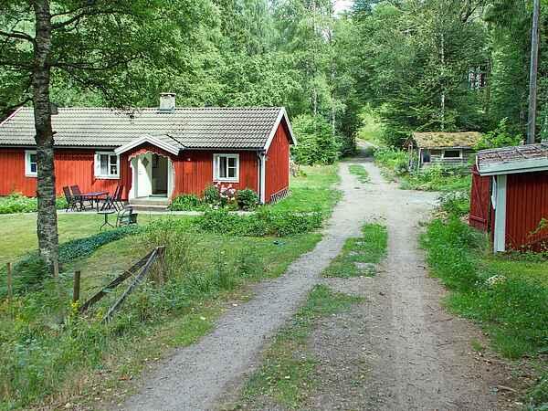 Casa de vacaciones en Falkenberg N