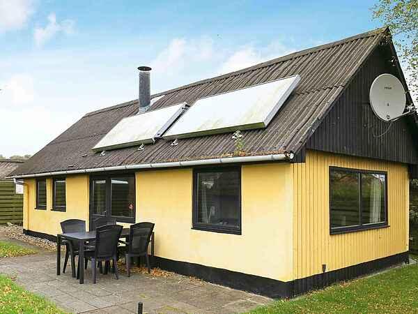 Sommerhus i Vesløs