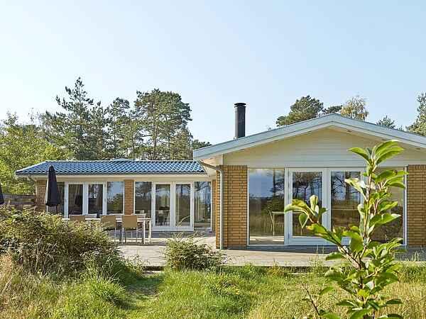 Sommerhus ved Snogebæk Strand