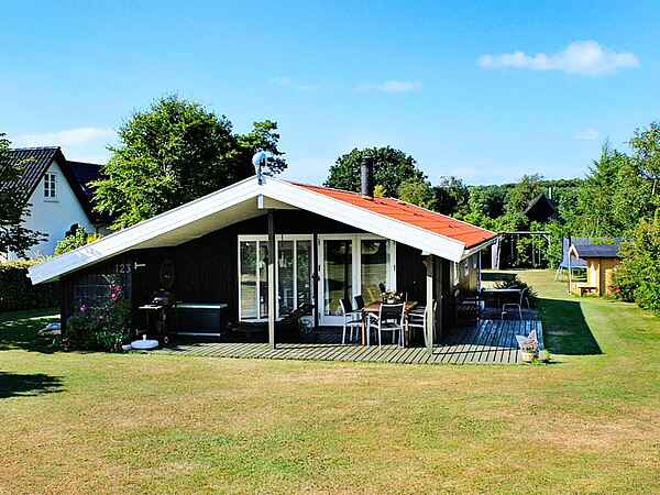 Holiday home in Råbylille