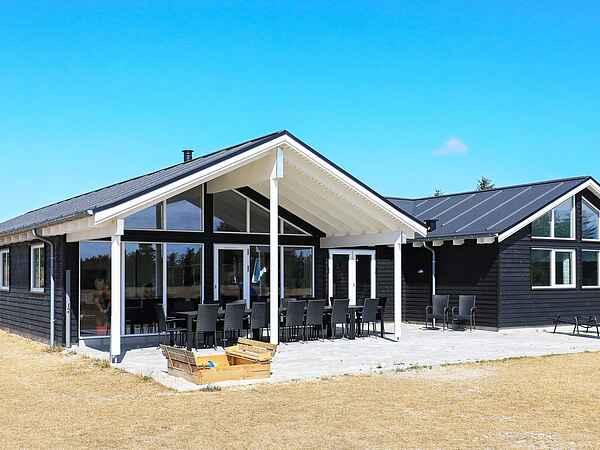 Sommerhus ved Ålbæk Strand