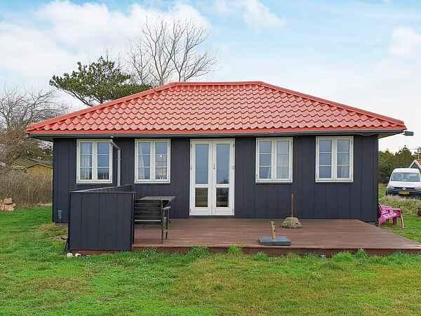 Sommerhus ved Bildsø Strand