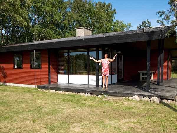 Casa de vacaciones en Havnsø
