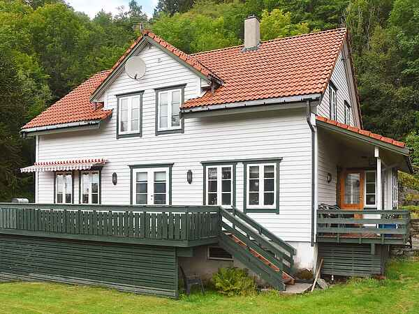 Holiday home in Osterøy Municipality