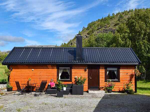 Holiday home in Hasvåg