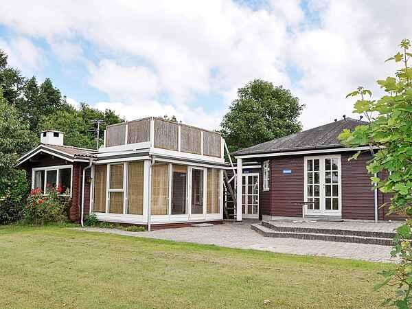 Ferienhaus in Mossø