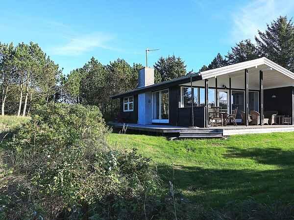 Sommerhus ved Kjul Strand