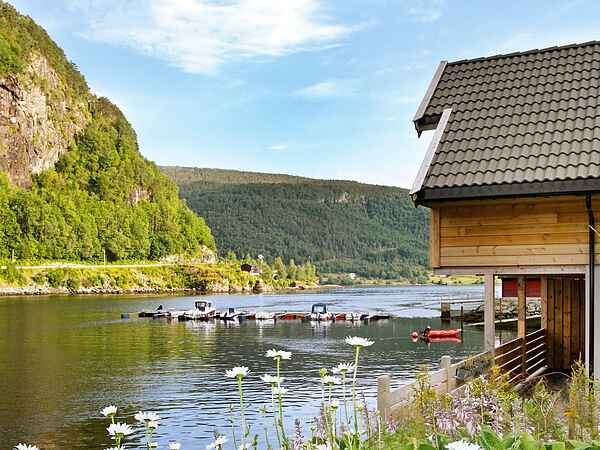 Maison de vacances au Hyllestad