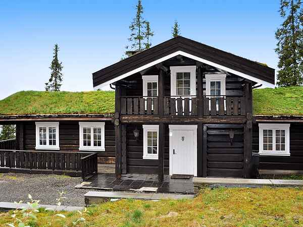 Holiday home in Hafjell
