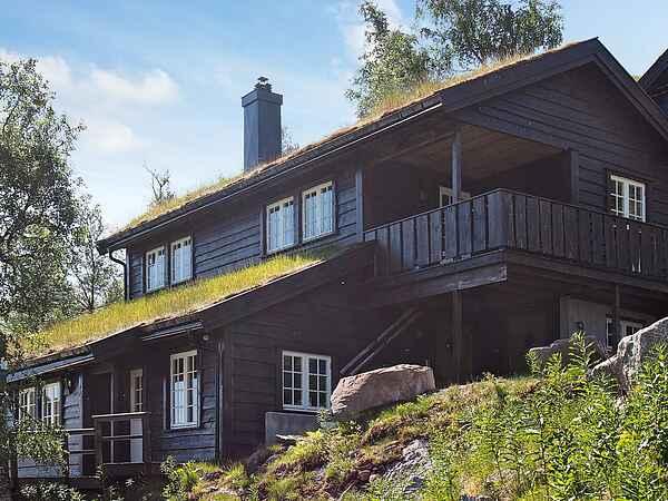 Sommerhus i Ljosland