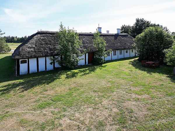 Ferienhaus in Vesterø