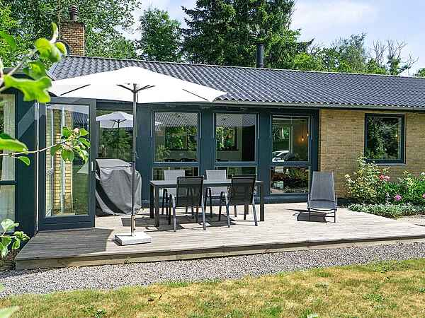 Ferienhaus in Tingsted
