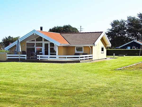 Maison de vacances au Købingsmark Strand