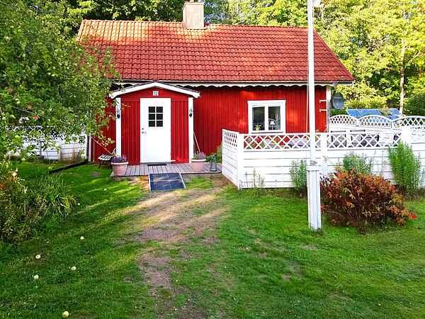 Ferienhaus in Eksjö N