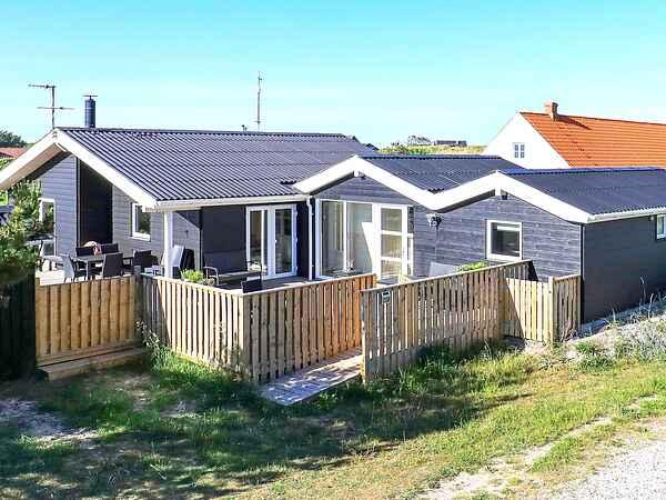 Casa vacanze in Lild Strand