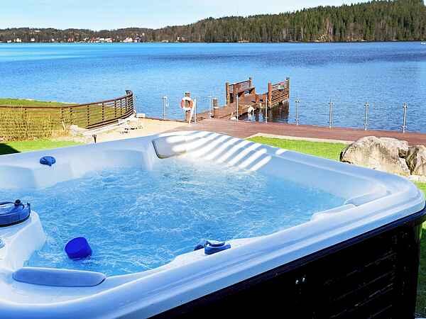 Sommerhus i Borås Ö