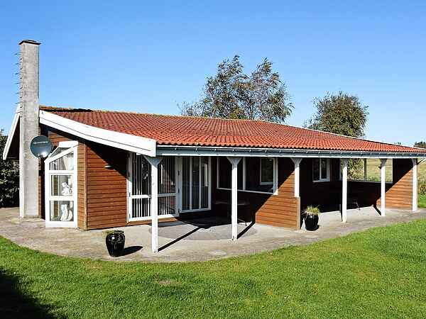 Holiday home in Dalbybugten