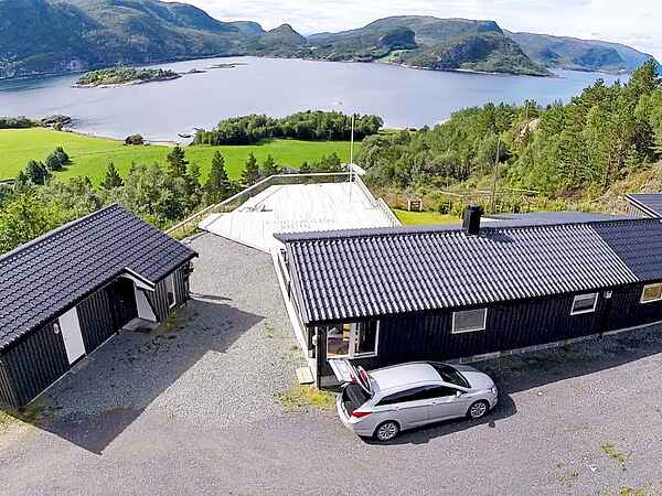 Holiday home in Snillfjord Municipality
