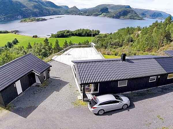 Maison de vacances au Snillfjord