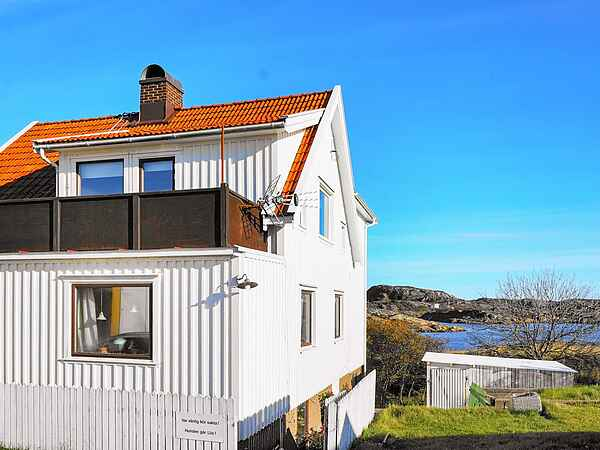Ferienhaus in Kyrkesund