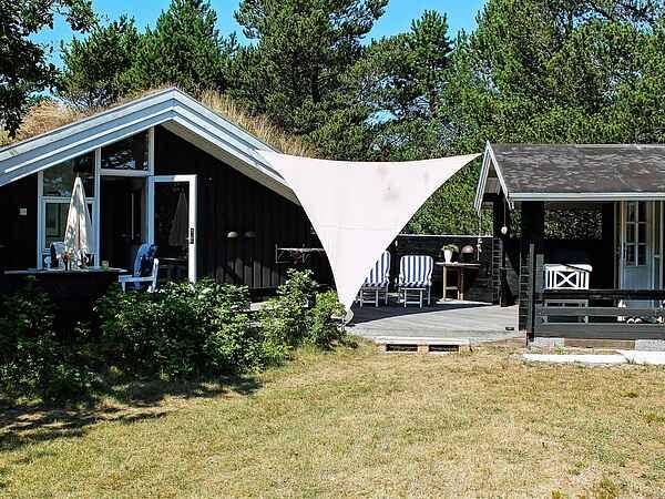 Sommerhus i Bunken